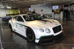 BENTLEY CONTINENTAL GT3 НА ФЕСТИВАЛЕ СКОРОСТИ В ГУДВУДЕ - KazanPress.Ru
