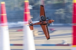 Nicolas Ivanoff of France performs during a free practice at the sixth stage of the Red Bull Air Race World Championship at Eurospeedway in Lausitz, Germany on September 2, 2016. - Республика Татарстан