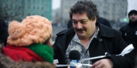 Dmitrii bykov at the moscow rally at the bolotnaya square 10 dec 2011 - Inkazan.Ru